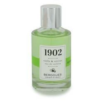 1902 Trefle & Vetiver Eau De Toilette Spray (Tester) By Berdoues