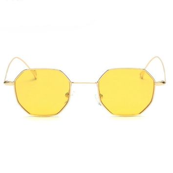 Riri Colored Lens Sunglasses