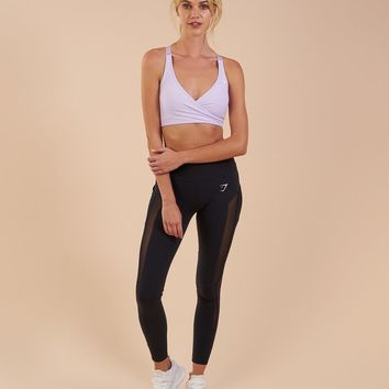 Sleek Aspire Leggings - Black