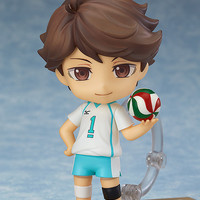 Toru Oikawa (re-run) Nendoroid Haikyu!! Second Season (Pre-Order)