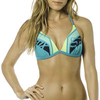 Fox Racing Women's Seca Push Up Bikini Top