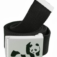 Enjoi Panda Web Belt