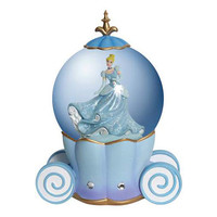 Cinderella Disney Princess Cinderella's Carriage Water Globe - Westland Giftware - Cinderella - Snow Globes at Entertainment Earth