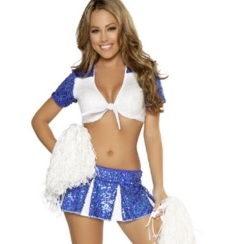 Charming Cheerleader