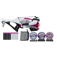 Nerf Rebelle Guardian Crossbow Target Set by Hasbro