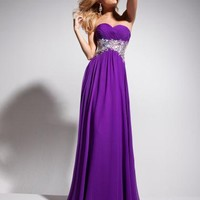Tony Bowls Paris Dress 113716B at Peaches Boutique