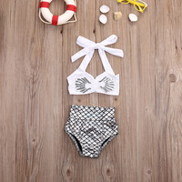 2pcs Baby Set Kid Baby Girl Clothes