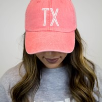Texas Hat - Pink