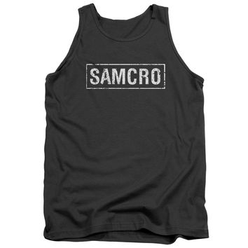 Sons Of Anarchy - Samcro Adult Tank