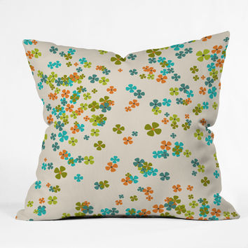 Heather Dutton Delilah 1 Throw Pillow