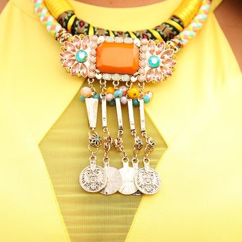 A Little Something Sweet Necklace: Multi