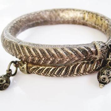 Antique Bedouin Armlet from the Arabian Peninsula
