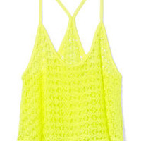 Results For: Flounce crochet tank | Victoria's Secret: Lingerie and Women's Clothing, Accessories & more. | Search