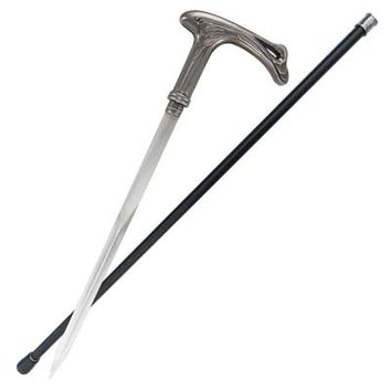 Sword Birds of Flight Walking Cane