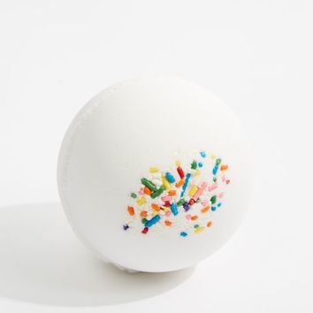 Buttercream Cake Bath Bomb