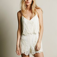 Dolce Vita Gardner Lace One Piece at Free People Clothing Boutique