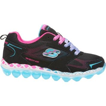 SKECHERS Girls' Skech-Air Flyaway Athletic Lifestyle Shoes | Academy