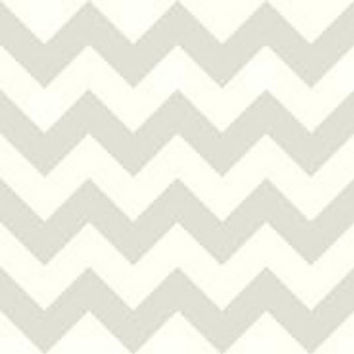 Walmart: Cool Kids Chevron Wallpaper, Snow/Pale Grey
