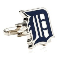 Detroit Tigers Cufflinks