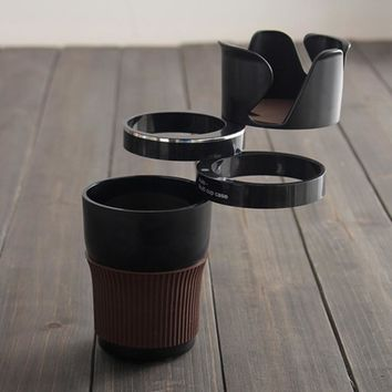 Car Storage Racks Organizer Cup Mug Holder