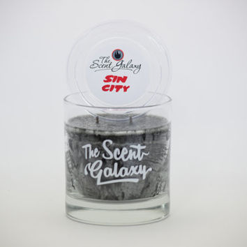 Sin City Fragrance in Palm Wax , Highly Scented Candle