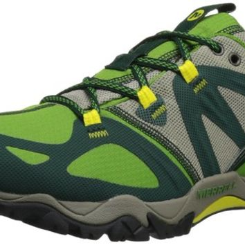 Merrell Women's Grassbow Sport Waterproof Trail Running Shoe