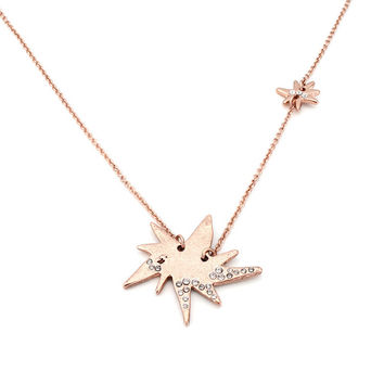 starburst necklace. various colors. – Mr. Kate