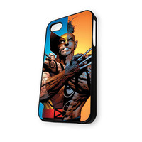 Wolverine Versus VS Daken Marvel Hero iPhone 5/5S Case