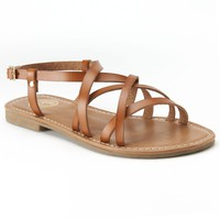 SO Women's Gladiator Sandals