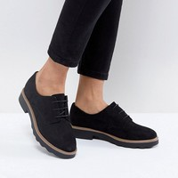 New Look Chunky Brogue at asos.com