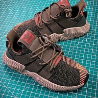 Adidas Prophere Cq2127 Green Sport Running Shoes - Best Online Sale