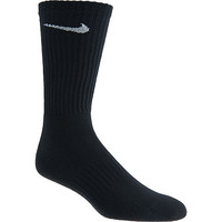 Nike Adult Performance Cotton Cushioned Crew Socks - 6-Pack