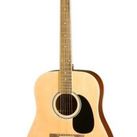 Maestro by Gibson Acoustic Guitar Pack 41-Inch - Natural
