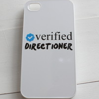 Directioner Twitter Vertified Phone Case