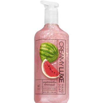 WATERMELON LEMONADECreamy Luxe Hand Soap