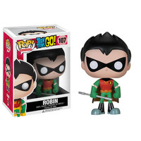 Funko POP! Heroes - Teen Titans - Vinyl Figure - ROBIN (4 inch): BBToyStore.com - Toys, Plush, Trading Cards, Action Figures & Games online retail store shop sale