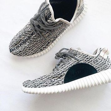 Adidas Women Yeezy Boost Sneakers Running Sports Shoes G-1