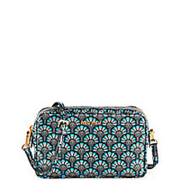 Miu Miu - Madras Abstract-Print Camera Bag - Saks Fifth Avenue Mobile