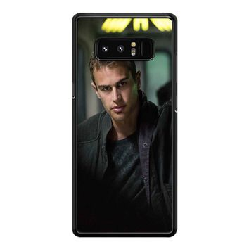 Theo James-Divergent  Samsung Galaxy Note 8 Case