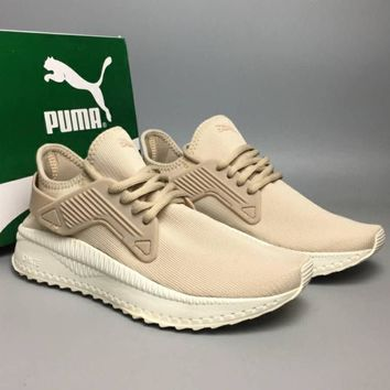 Puma TSUGI Shinse Fashion Casual Women Men Running Sport Casual Shoes Sneakers Khaki G