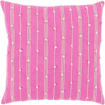 Accretion Pillow ~ Bright Pink