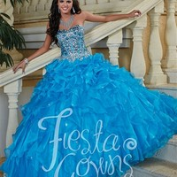 Fiesta Gowns 56246 | House of Wu | Quinceanera Dresses | Quince Dresses | Dama Dresses | GownGarden.com