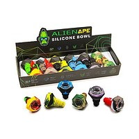 Alien Ape Silicone Bowl - Diamond Shape