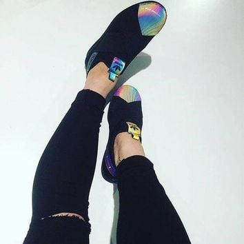 Adidas x Rita Ora '' Superstar Slip On ''