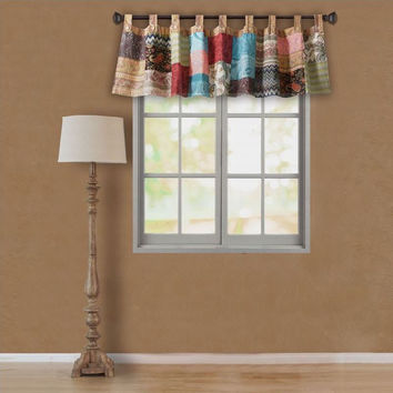 Greenland Bohemian Window Valance