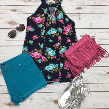 Dream Out Loud Floral Top
