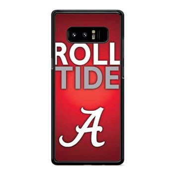 Alabama Beat Texas Samsung Galaxy Note 8 Case