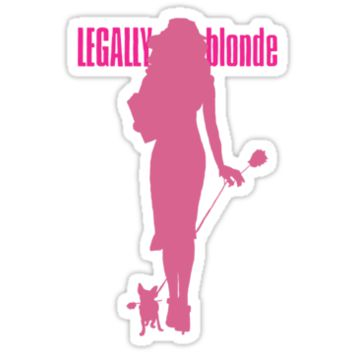 Legally Blonde by malcolm-