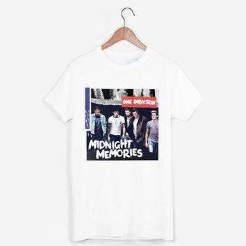 Midnight Memories one direction T Shirt