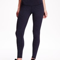Old Navy Go Warm High Rise Compression Leggings For Women